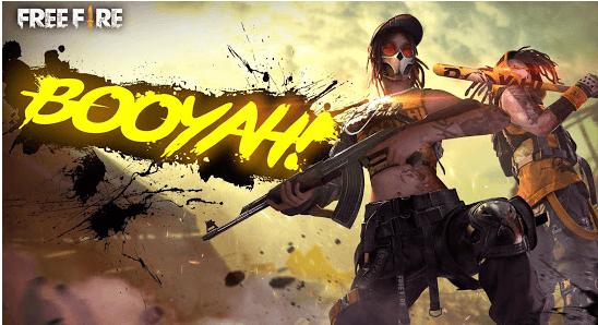 Download Free Fire Booyah Day update versi terbaru