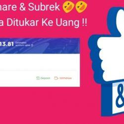 Download Like Share Apk Penghasil Uang